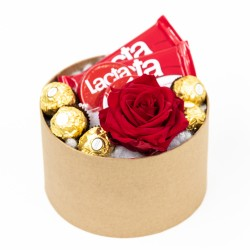 FOREVER ROSES & CHOCOLATES