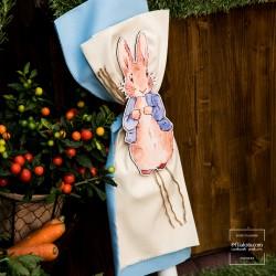 Λαμπάδα βάπτισης Peter Rabbit